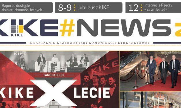 Nowy numer KIKE#NEWS 2/2018