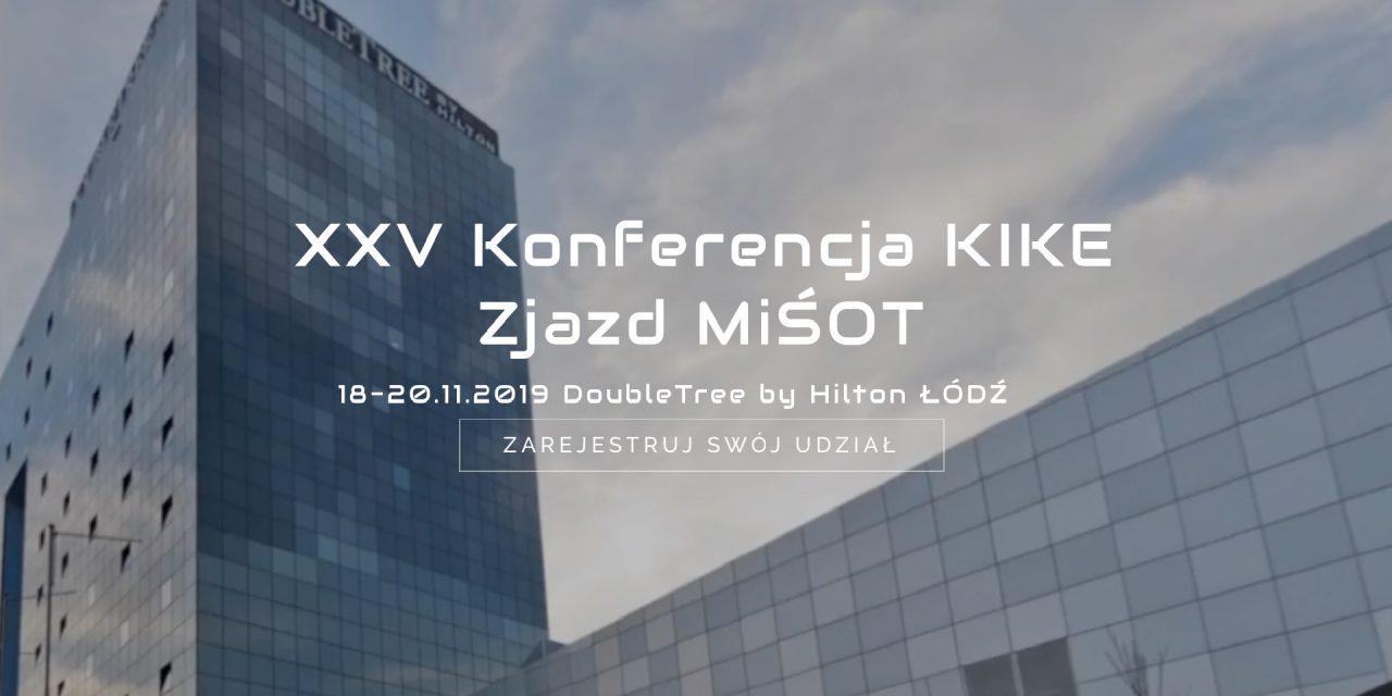 XXV Konferencja KIKE i Zjazd MiŚOT jednoczą siły i integrują rynek ISP ogólnopolską marką