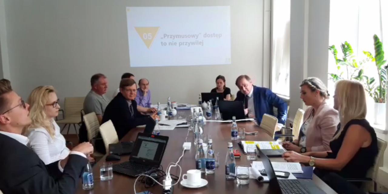 Karol Skupień w Radzie Przedsiębiorców przy Rzeczniku MŚP