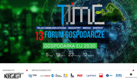 13 Forum Gospodarcze TIME 8-11 marca 2021
